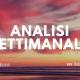 Analisi Settimanale dei Mercati